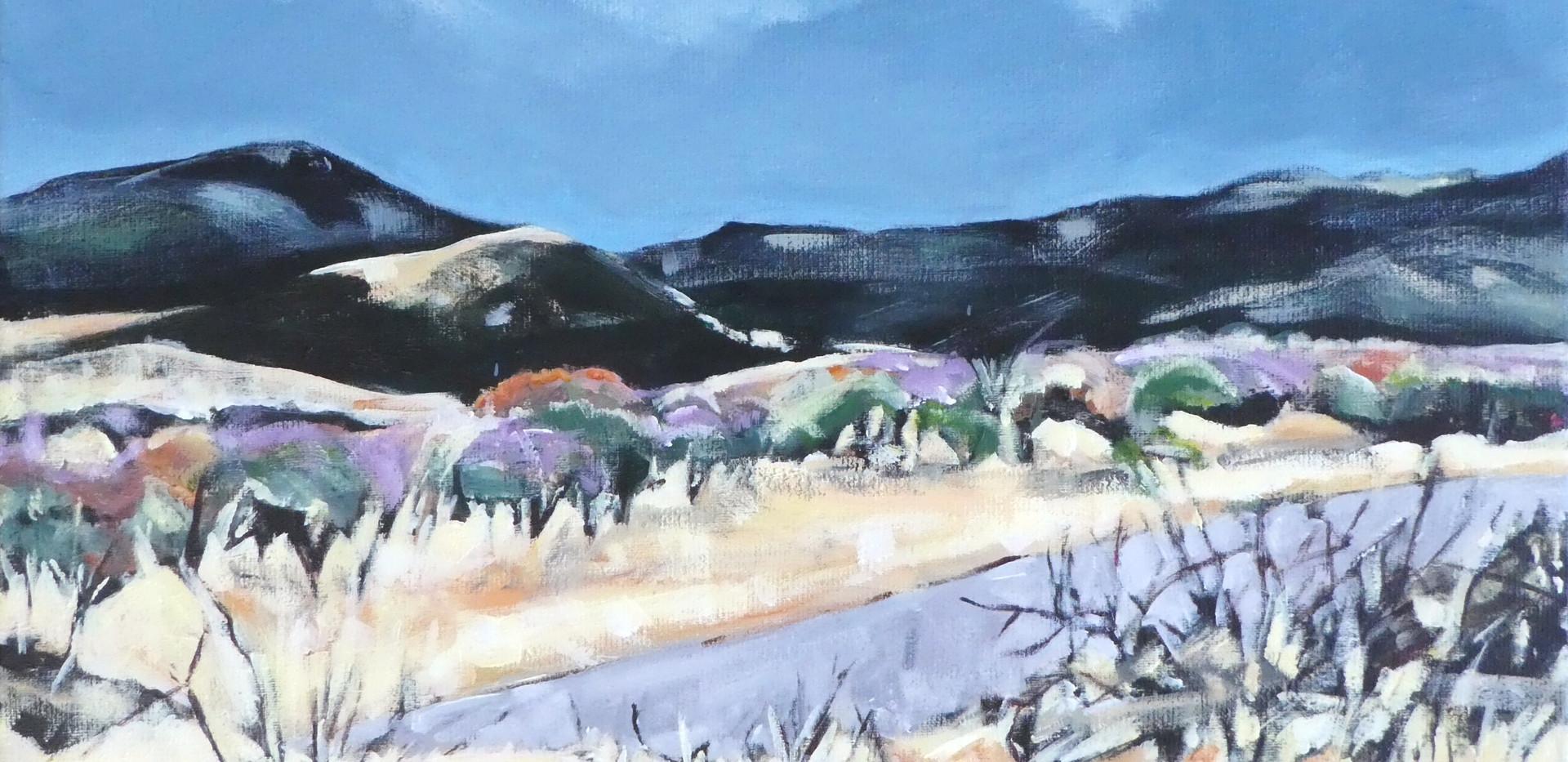 Namibie landschap - 2 | 2018