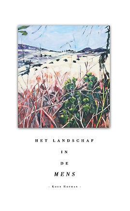 Cover Landschap in de mens