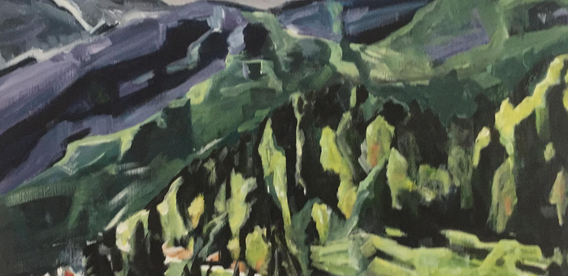Berglandschap | 2017