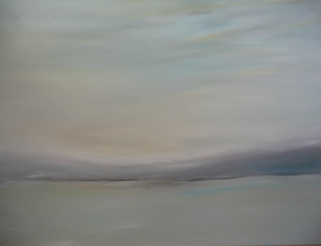 De stille zee, een overdenking | 2014