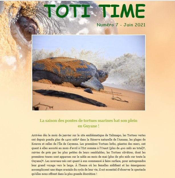 Toti Time n°7