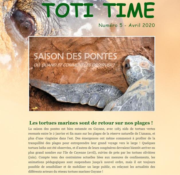 Toti Time n°5