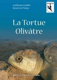 """Livre """"tortue olivâtre"""""""