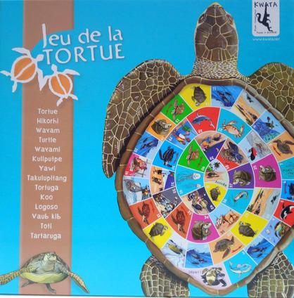 Le jeu de la tortue marine