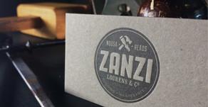 Zanzi Letterpress Cards