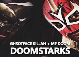 "RATE & REVIEW - GHOSTFACE KILLAH + MF DOOM ""DOOMSTARKS"""