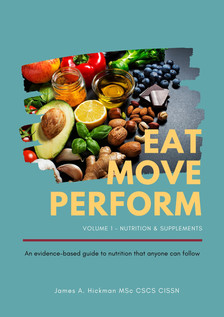 Eat Move Perform: Volume 1 front cover