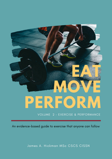 Eat Move Perform: Volume 2 front cover