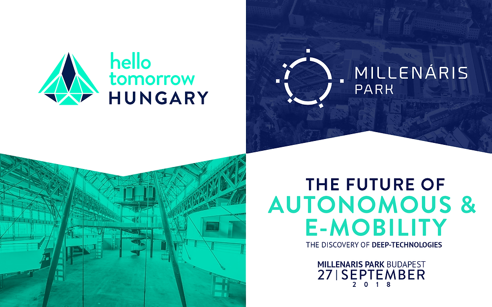 Hello Tomorrow Hungary x Millenáris Park