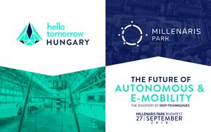 Hello Tomorrow Hungary x Millenáris Park