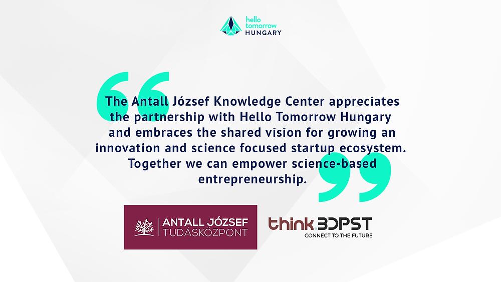 Antall József Knowledge Center & Think.BDPST