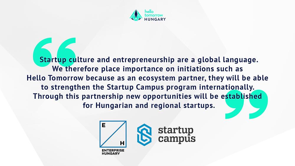 Enterprise Hungary & Startup Campus