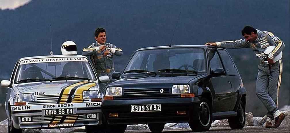 Renault 5 GT Turbo Renault Nouveau Filtre à air tous les modèles OE SUPER CINQ 5