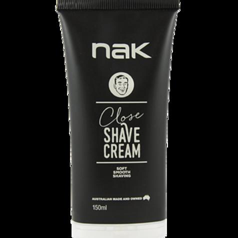 NAK Shave Cream 150ml