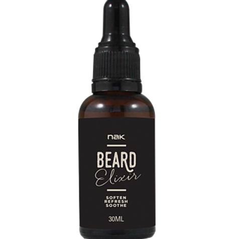 NAK Beard and Face Elixir 30ml