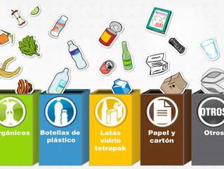 Sin bolsas plásticas no hay separación de residuos en los hogares