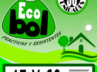 Oxiplast presenta su linea de bolsas de consorcio y residuo Ecobol