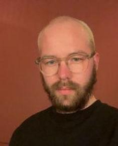 Portrait of Ben Christopher Harris