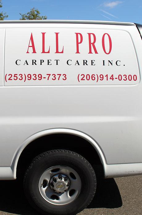 Home All Pro Carpet Care Inc