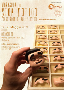 WORKSHOP DI STOP MOTION