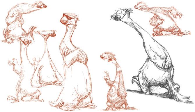 Strani INKOntri: il bradipo