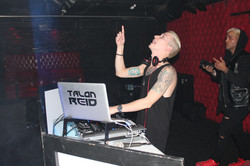 Celebrity DJ Talon Reid