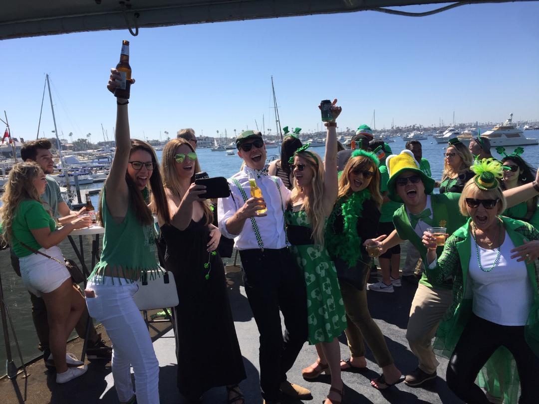 St. Patrick's Day Shenanigans!