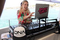 Celebrity DJ Brandi Garcia