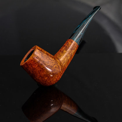 Curved Billiard with Blue Cumberland