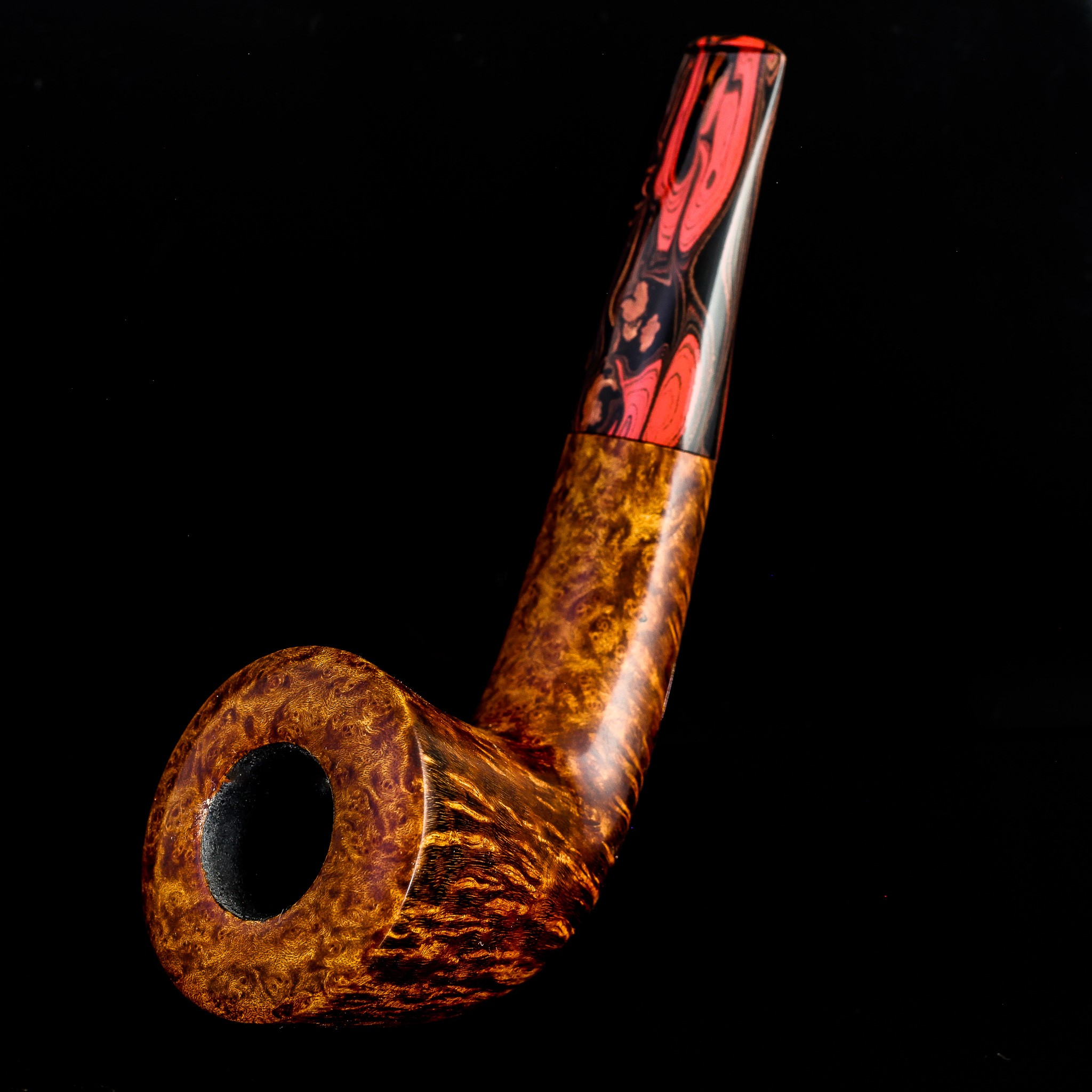 Smooth Dublin with Red Cumberland