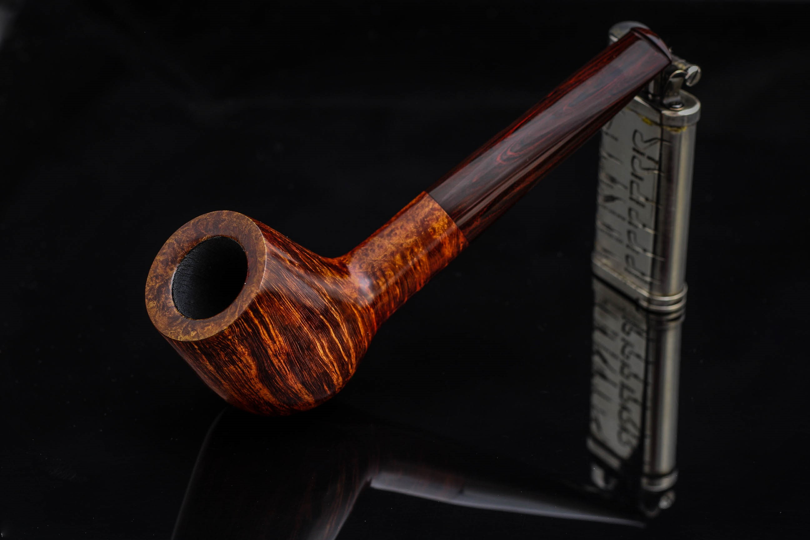 Smooth Billiard w/Cumberland Stem