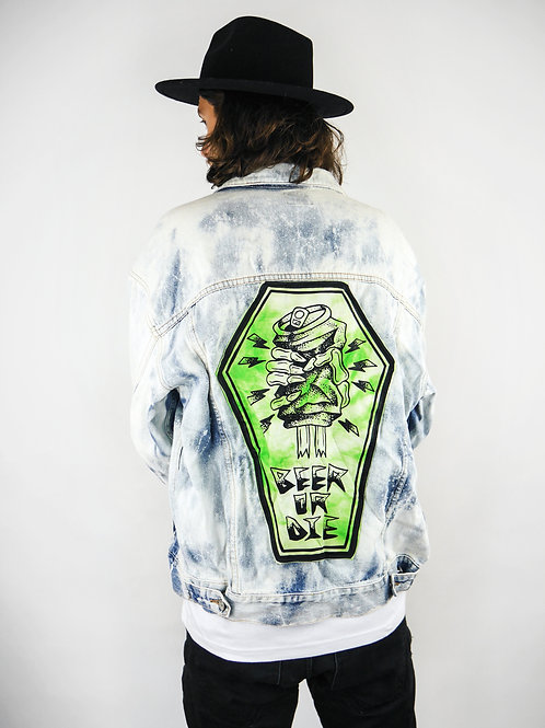 dione denim jacket