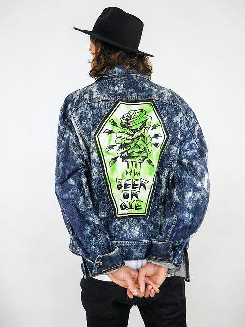 tethys denim jacket