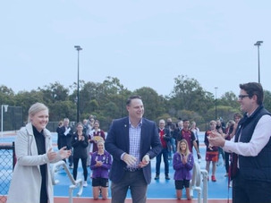Wakerley District Sports Park Named HQ for Queensland Suns