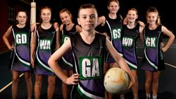 The 11yo boy fighting a netball gender ban