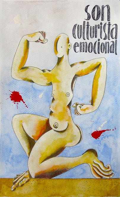 Son culturista emocional