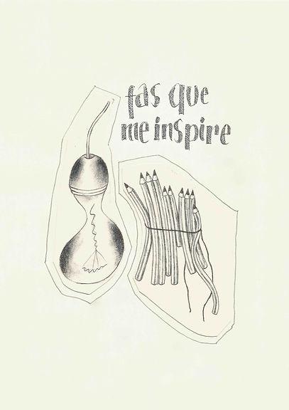 Fas que me inspire