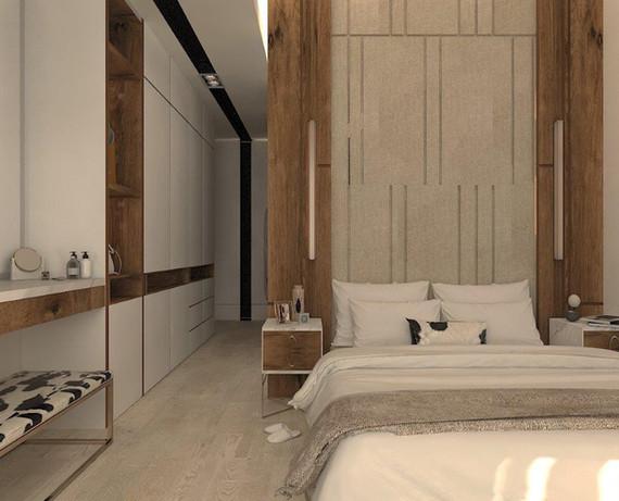 غرفة الماستر