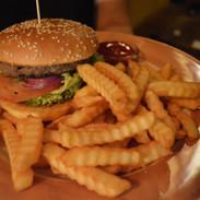 Burger bei El Paso