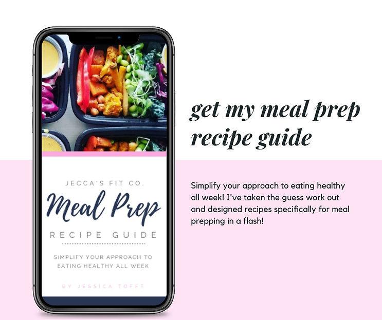 Meal Prep eBook
