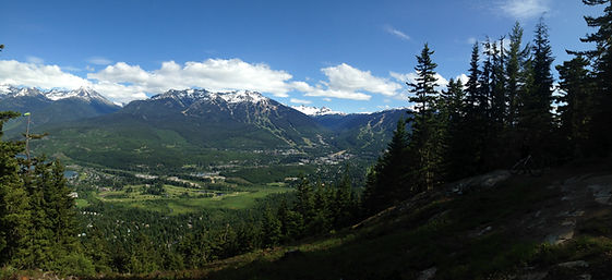 Whistler BC Views Concept West