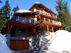 Valley Drive House, Whistler
