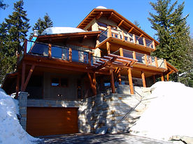 Concept West, Whistler British Columbia, Canada. Exclusive design, contemporary architecture, modern mountain home, Whistler Blackcomb, Alpine Meadows
