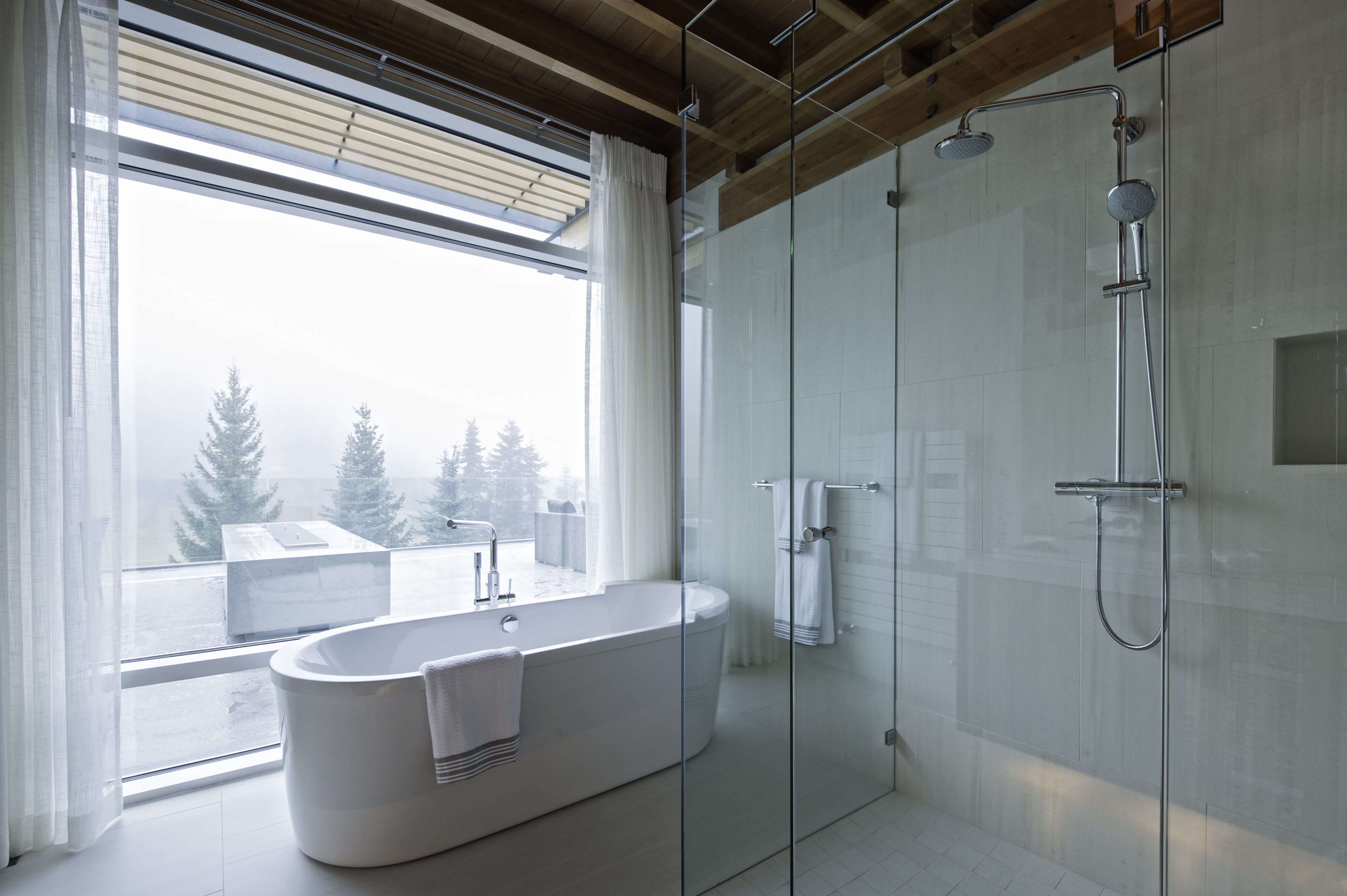 Nordic House, Whistler