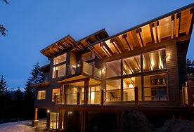 Concept West, Whistler British Columbia, Canada. Exclusive design, contemporary architecture, modern mountain home, Whistler Blackcomb, Alta Vista