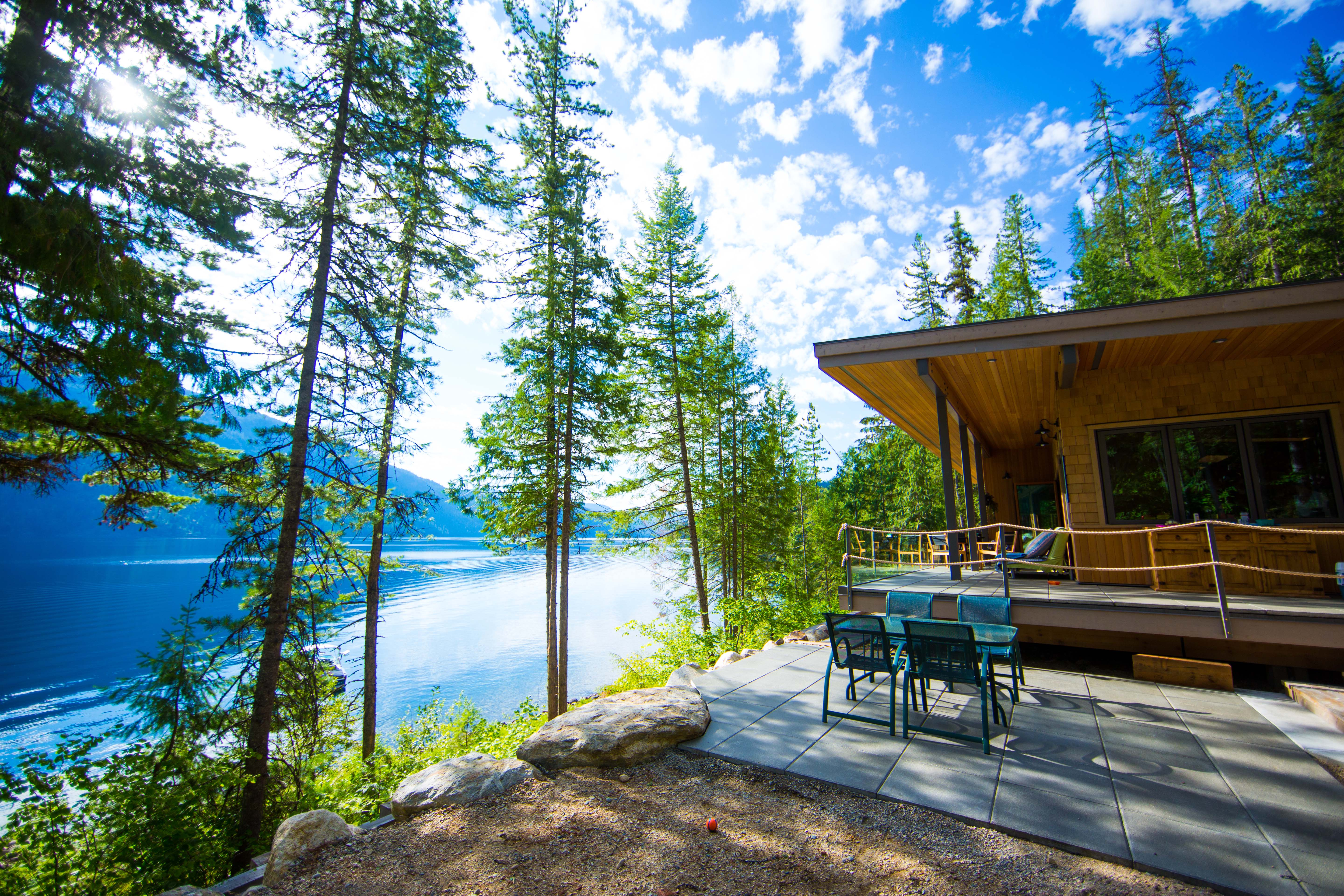 Christina Lake Cabin