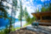 Concept West, British Columbia, Canada. Exclusive design, contemporary architecture, modern cabin