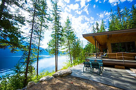 Concept West, British Columbia, Canada. Exclusive design, contemporary architecture, modern cabin