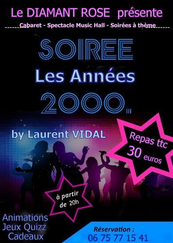 SOIREE ANNEE 2000