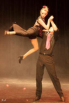DUO Tango au Diamant Rose